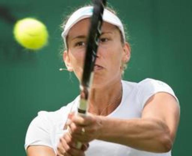 WTA Cincinnati - Toernooi helemaal afgelopen voor Elise Mertens na verlies in dubbelspel