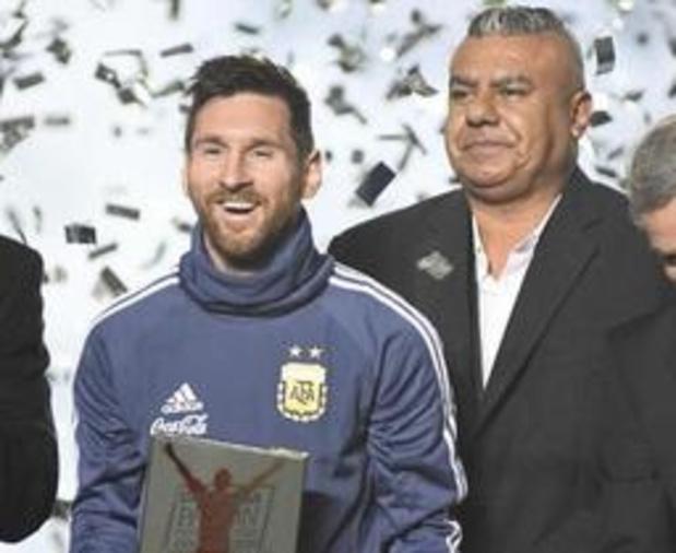 Lionel Messi is de best betaalde sporter van het voorbije jaar