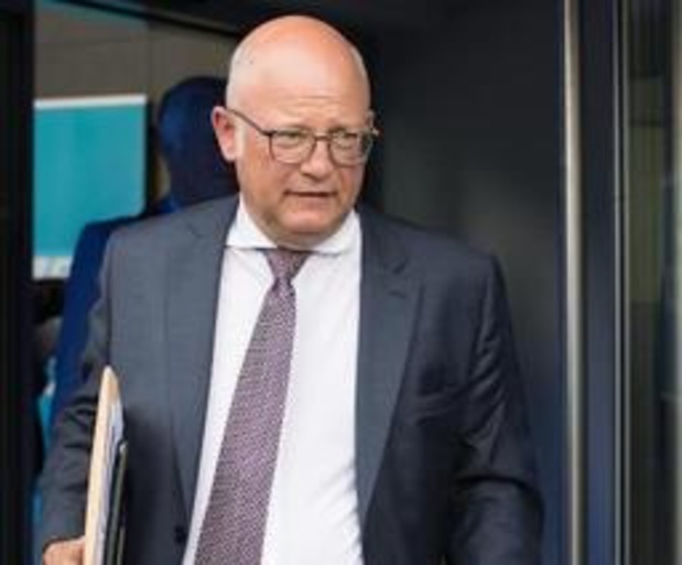 Federale formatie - Jean-Luc Crucke (MR) bepleit vier sterke gewesten