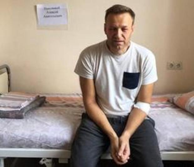 """Les médecins refusent de transférer Navalny à l'étranger en raison d'un état """"instable"""""""
