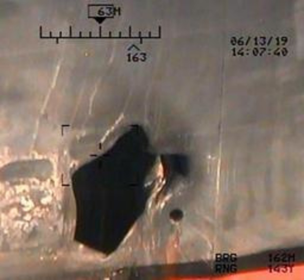 Tankers Golf van Oman - VS sturen 1.000 manschappen naar Midden-Oosten