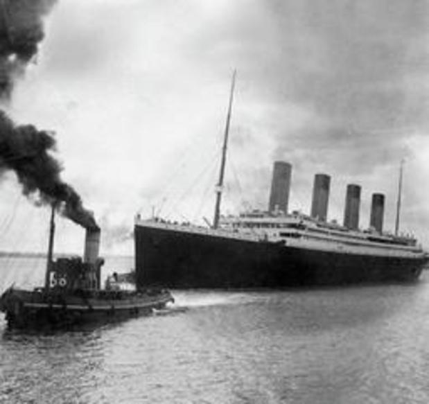Le chantier naval du Titanic fait faillite