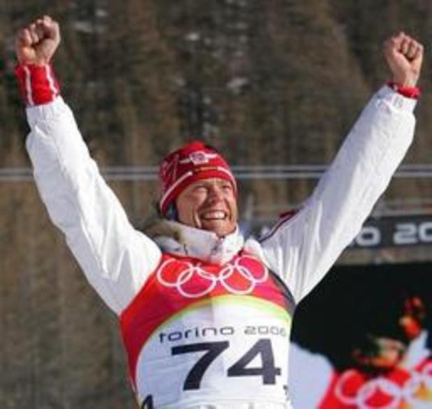 Le biathlète norvégien Halvard Hanevold, triple champion olympique, est mort