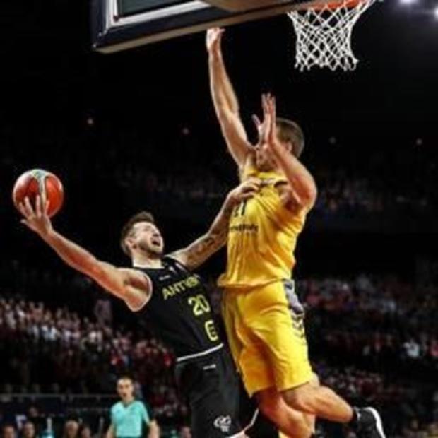 Anvers joue pour la 3e place contre Bamberg
