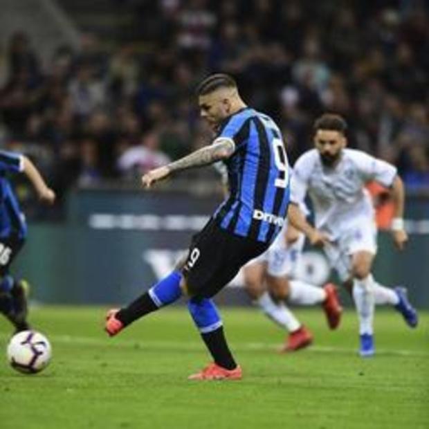 Ligue 1 - Paris Saint-Germain heeft Argentijnse spits Mauro Icardi beet