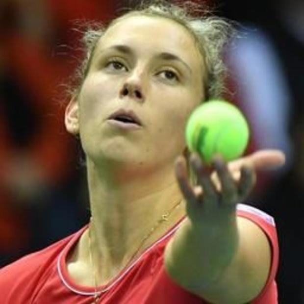 Elise Mertens blijft nummer 17 van de wereld