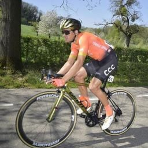 Greg Van Avermaet kent zijn ploegmakkers in La Doyenne