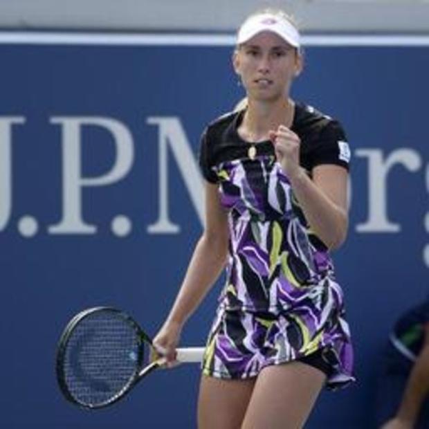 US Open - Elise Mertens pour la première fois en quarts de finale de l'US Open