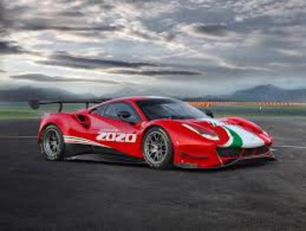 Remise à niveau pour les Ferrari 488 GT3 et Challenge