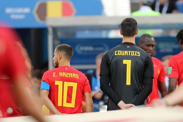 """Hazard au Real? """"Je pense qu'il veut venir"""", affirme Courtois"""