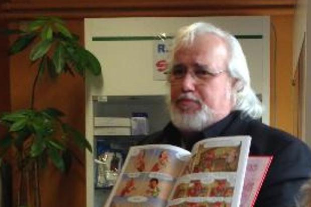 Striptekenaar en Open VLD-politicus Marc Daniëls overleden na coronabesmetting