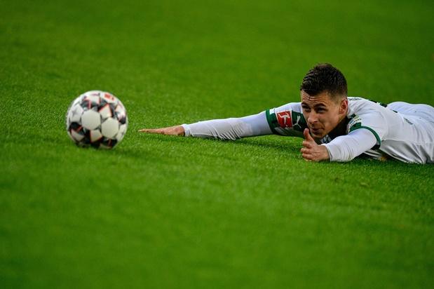 """Thorgan Hazard a donné sa parole à Dortmund"""