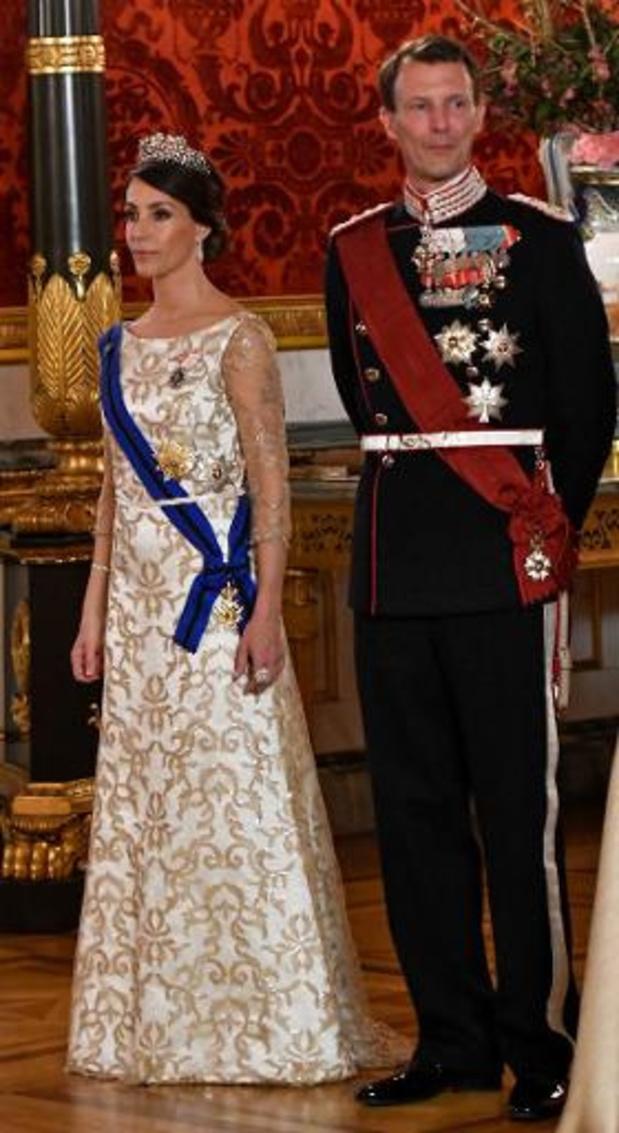 """Après un AVC, le prince danois Joachim """"dans un état stable"""""""