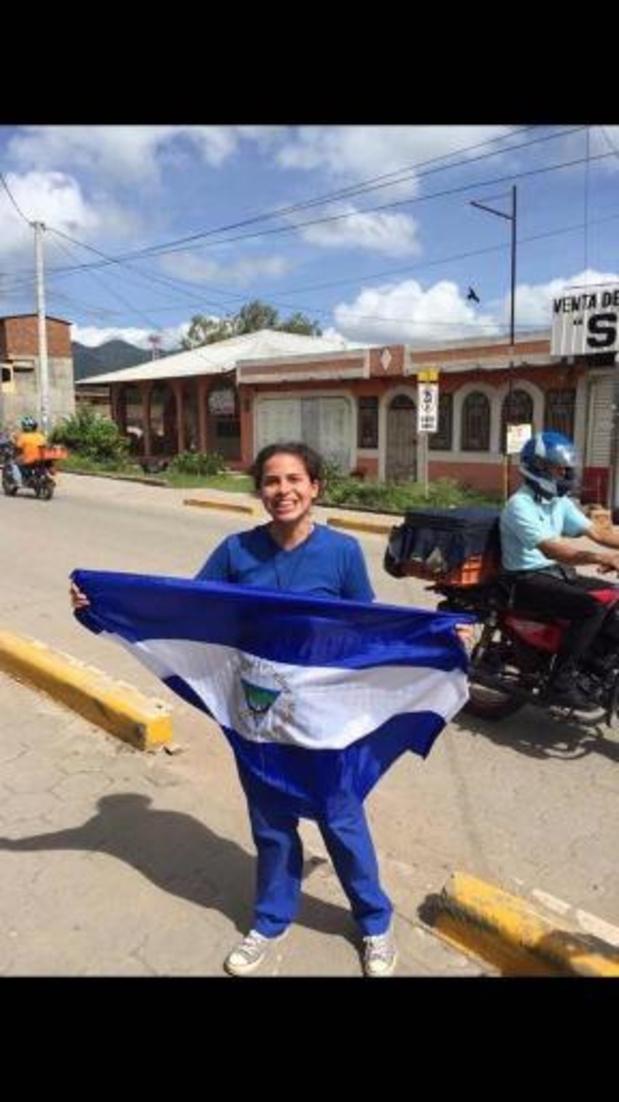 Belgisch-Nicaraguaanse Amaya Coppens opnieuw opgepakt door politie