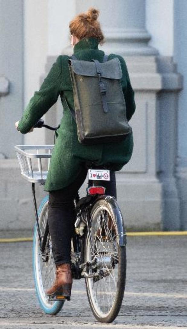 Masterplan fietsparkeren voor kwalitatief en beveiligd aanbod in Brussel