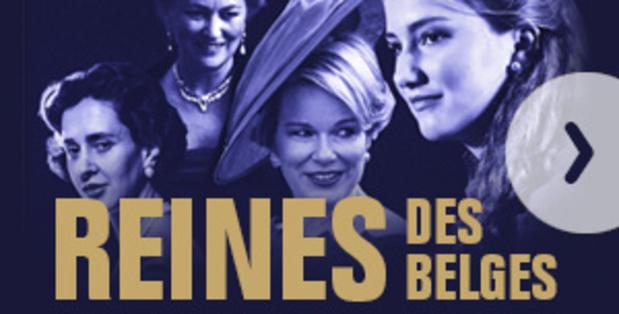 Les reines des Belges