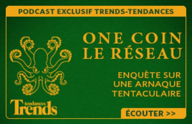 [Podcast] One Coin, Le Réseau, E04 : Les paillettes et le bistouri
