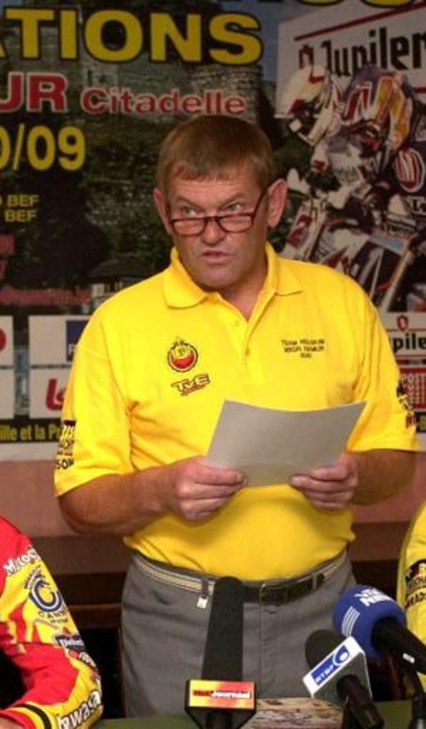 Joël Robert, légende du motocross belge, hospitalisé et dans un état critique