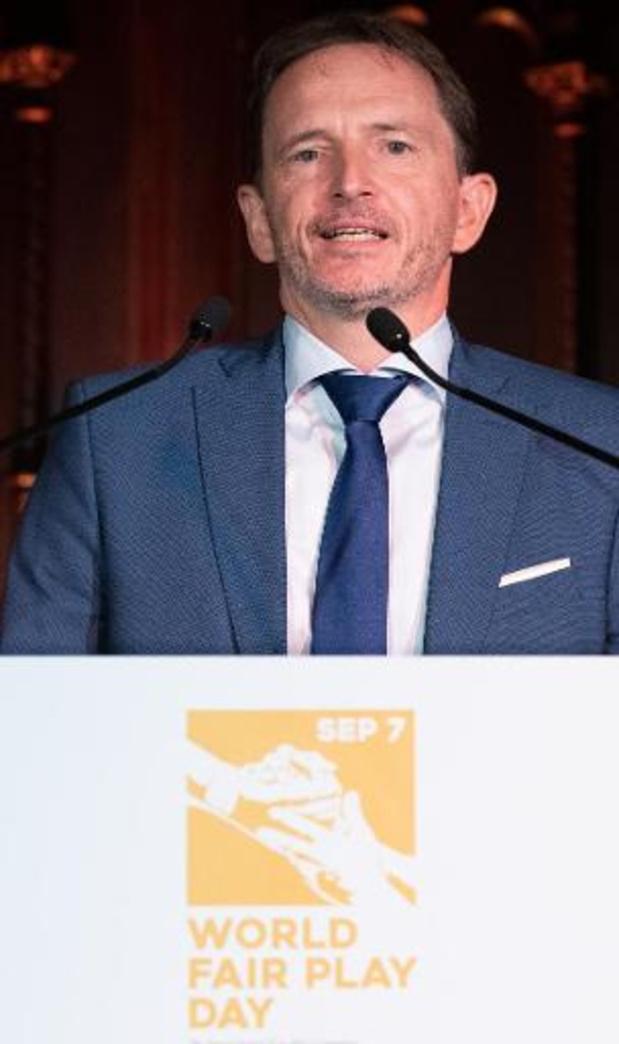 Jean-Michel Saive candidat à la présidence du COIB