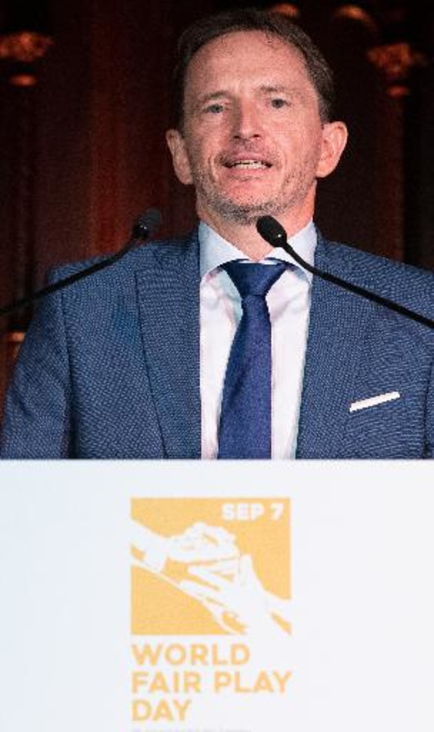 """Jean-Michel Saive pour le présidence du COIB: """"Ma candidature est une suite logique de ma carrière"""""""
