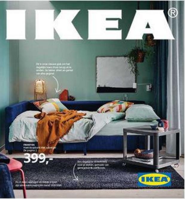 Ikea arrête son catalogue papier