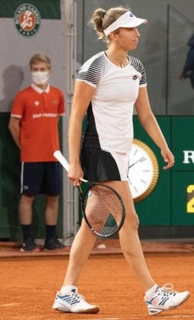 """WTA Ostrava - Pas de revanche pour Mertens contre Azarenka mais """"un meilleur match qu'à l'US Open"""""""