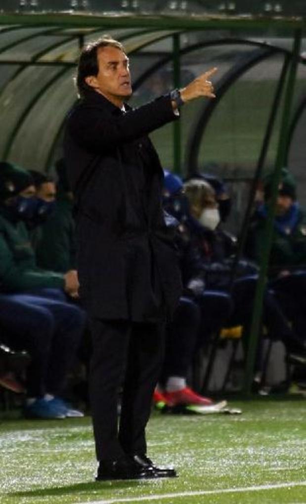 Roberto Mancini blijft aan als Italiaans bondscoach tot 2026