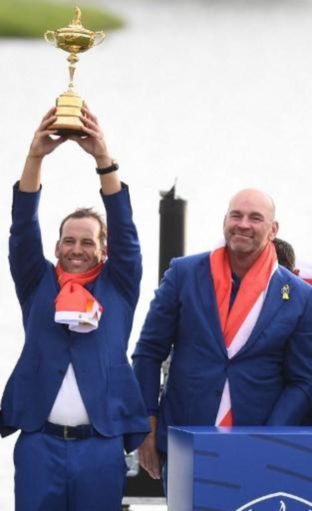Organisatie bevestigt afgelasting Ryder Cup