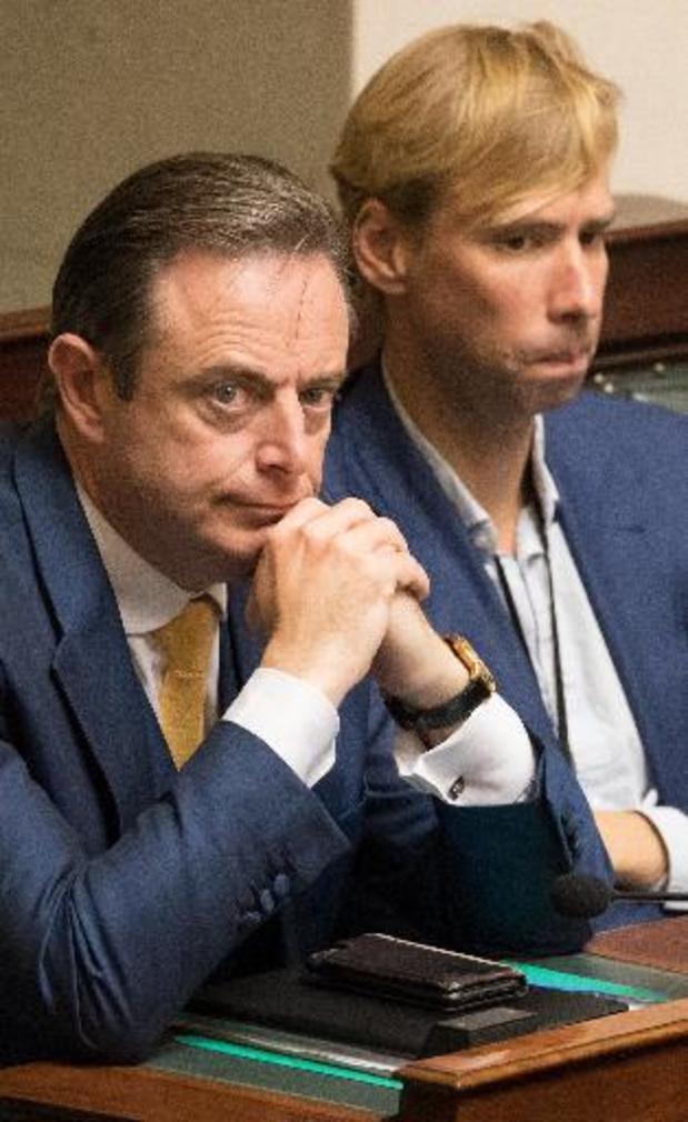 Les nouvelles règles sont inadéquates, estime De Wever