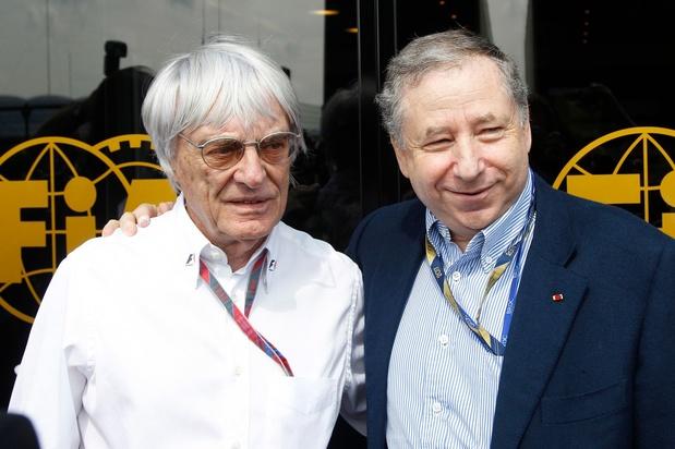 Les dix noms qui ont marqué la F1