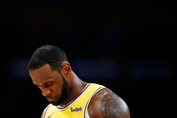 """LeBron James n'ira pas à la Coupe du monde, les JO sont """"une possibilité"""""""