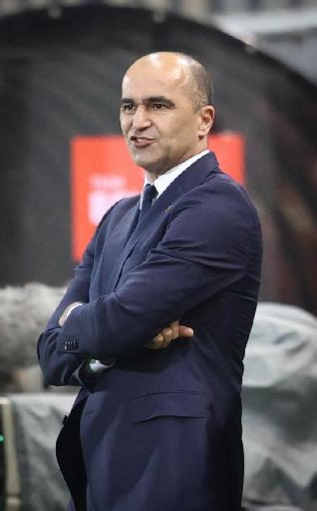 Roberto Martinez maakt deze middag EK-selectie bekend