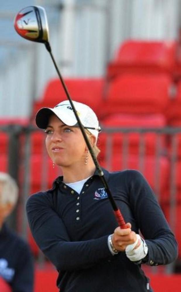 Women's Open golf - Sophia Popov, nummer 304 van de wereld, is eerste Duitse majorwinnares