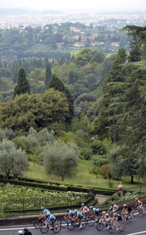Coronavirus - Toscane wil WK wielrennen ontvangen