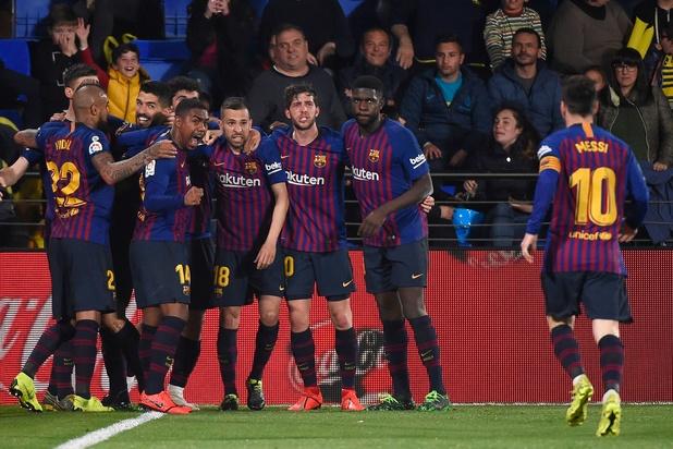 Le match complètement fou entre le Barça et Villarreal (vidéos)