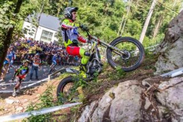 Belgisch trial kampioenschap gaat door