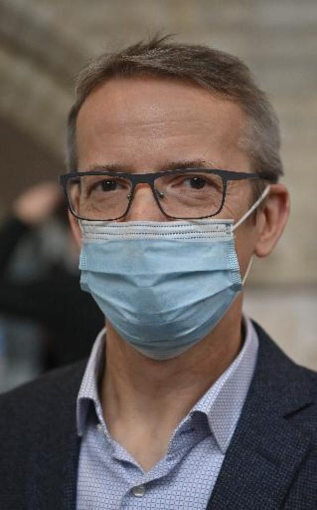 Luc Sels blijft rector KU Leuven