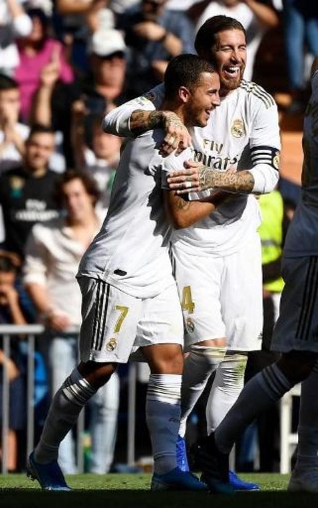 Eden Hazard veegt nul van de tabellen bij Real, Vertonghen en Alderweireld (Tottenham) krijgen nieuwe opdoffer in Brighton