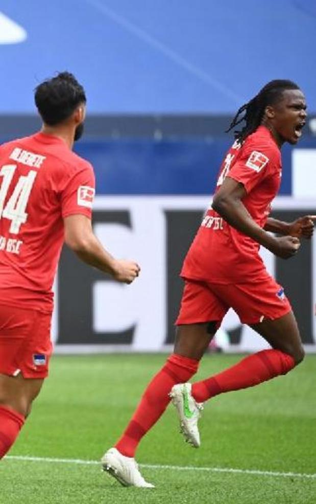 Les Belges à l'étranger - Le Hertha Berlin a pris ses premiers points à Bochum