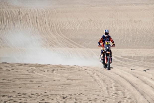 Le Dakar 2020 en Arabie Saoudite