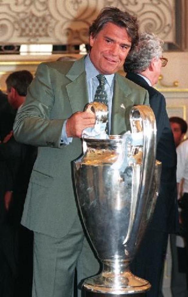 """Marseille treurt om oud-voorzitter Bernard Tapie: """"Voor altijd een legende van de club"""""""