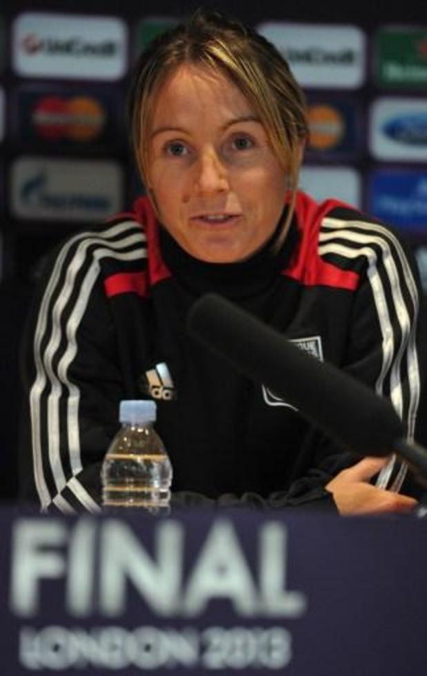 Lyon change d'entraîneur chez les dames après son élimination en Ligue des Champions