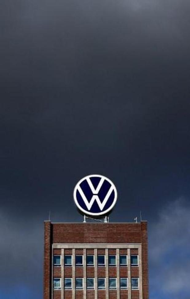 Volkswagen d'accord pour indemniser 200.000 propriétaires de voitures