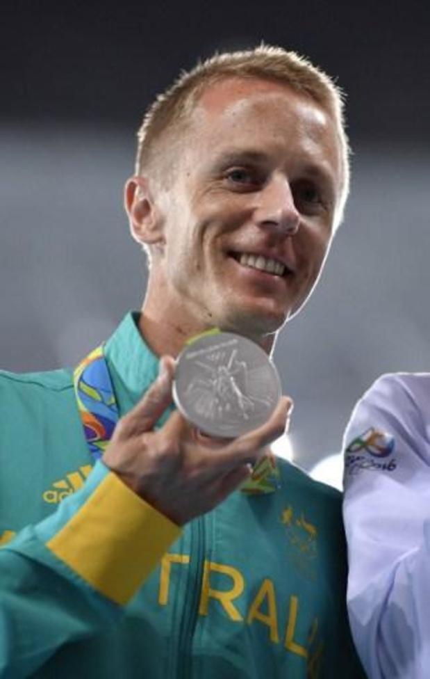 L'Australien Jared Tallent, champion olympique du 50km de marche, prend sa retraite