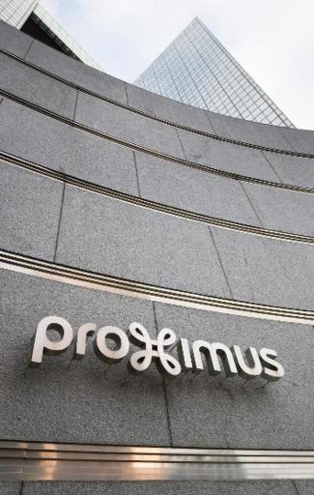 Proximus continuera à diffuser les matches de Jupiler Pro League des 5 prochaines saisons