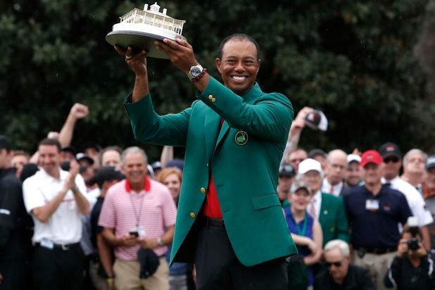 """Comme Tiger Woods, ils ont réussi leur """"come back"""""""