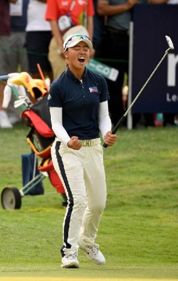 Lotte Championship golf: Filipijnse Saso leidt na tweede ronde