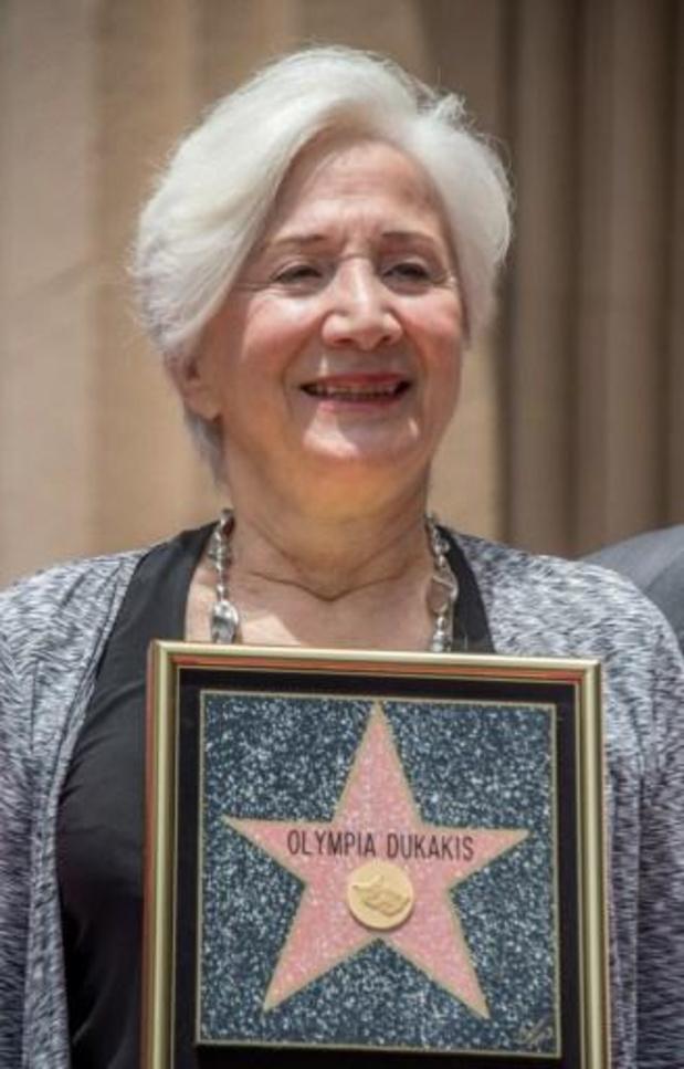 Amerikaanse actrice en Oscarwinnares Olympia Dukakis overleden