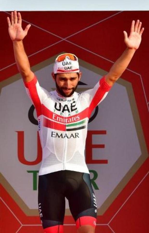 Fernando Gaviria enlève la 1e étape