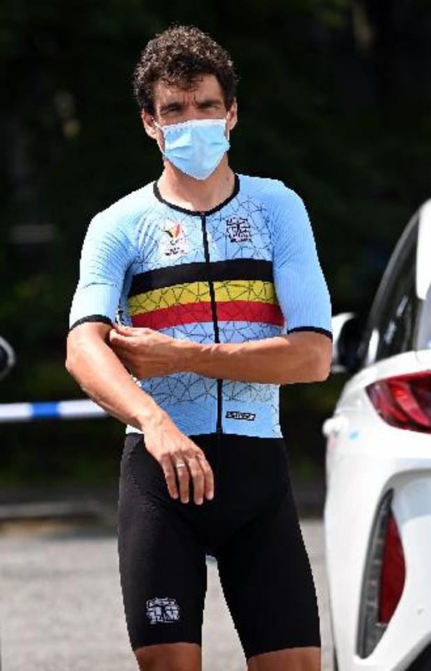 OS 2020 - Greg Van Avermaet geeft op na hard labeur in dienst van Van Aert en Evenepoel